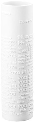 Rosenthal Love Love weiß matt (29cm)