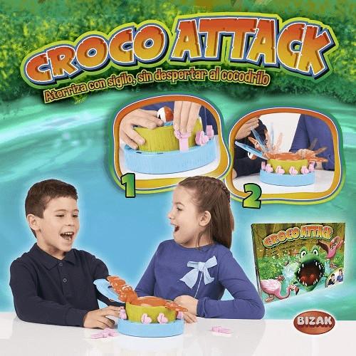 Bizak Croco Attack