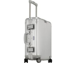 rimowa topas cabin trolley 55 cm silber ab 659 99. Black Bedroom Furniture Sets. Home Design Ideas