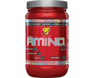 BSN Amino X 1000 g Fruit Punch