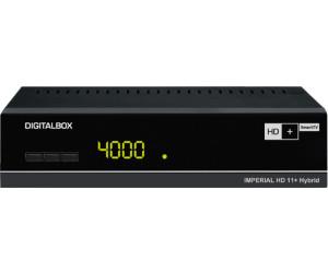 Digitalbox IMPERIAL HD 11+ Hybrid