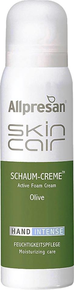 Allpresan SkinCair Olive Schaum-Creme (100ml)