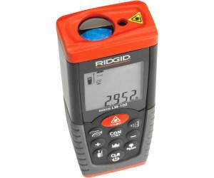 Entfernungsmesser Ridgid Lm 100 : Ridgid micro lm ab u ac preisvergleich bei idealo