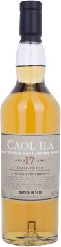 Caol Ila Unpeated Style 17 Jahre 0,7l 55,9%