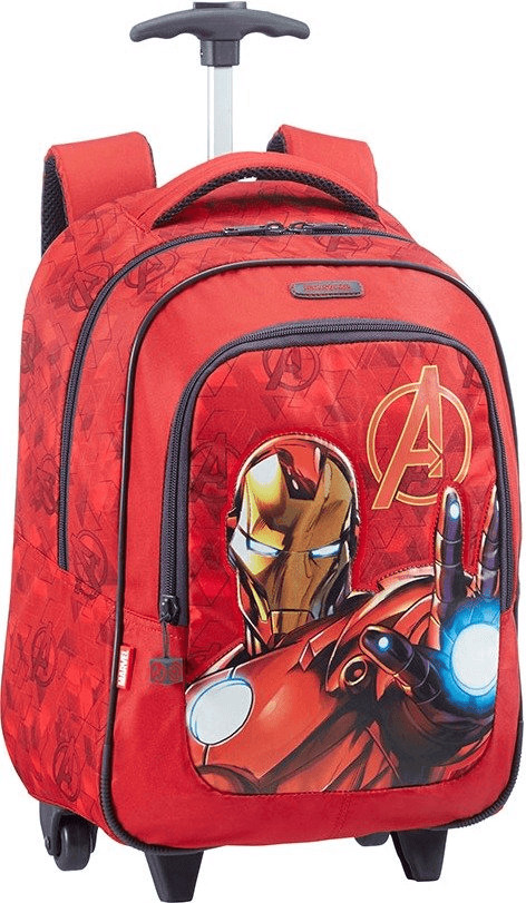 Samsonite Marvel Wonder Backpack on Wheels Aven...