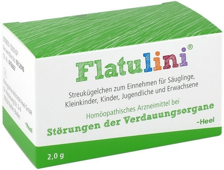 Heel Flatulini Globuli (2 g)