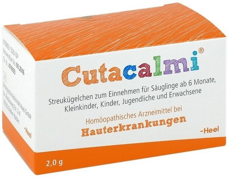 Heel Cutacalmi Globuli (2 g)