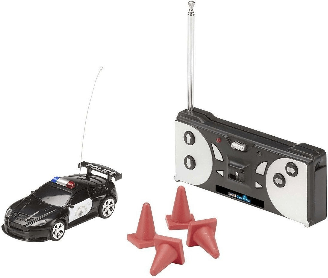 Revell RC Mini Police Car (23529)