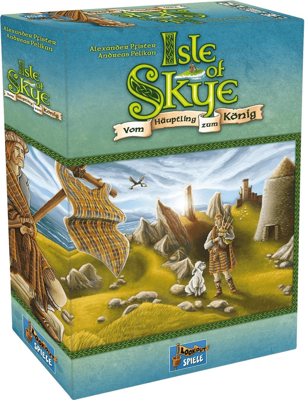 Lookout Spiele Isle of Skye - Vom Häuptling zum...