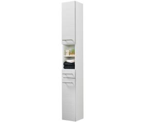 Held Möbel Rimini Seitenschrank Weiß (140.2084)