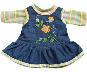 Babypuppen & Zubehör Puppen & Zubehör Heless Puppenkleidung Jeans mit Streifenshirt in 3 Größen