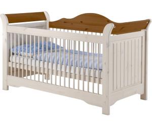 steens babybett lotta 607 ab 234 95 preisvergleich bei. Black Bedroom Furniture Sets. Home Design Ideas