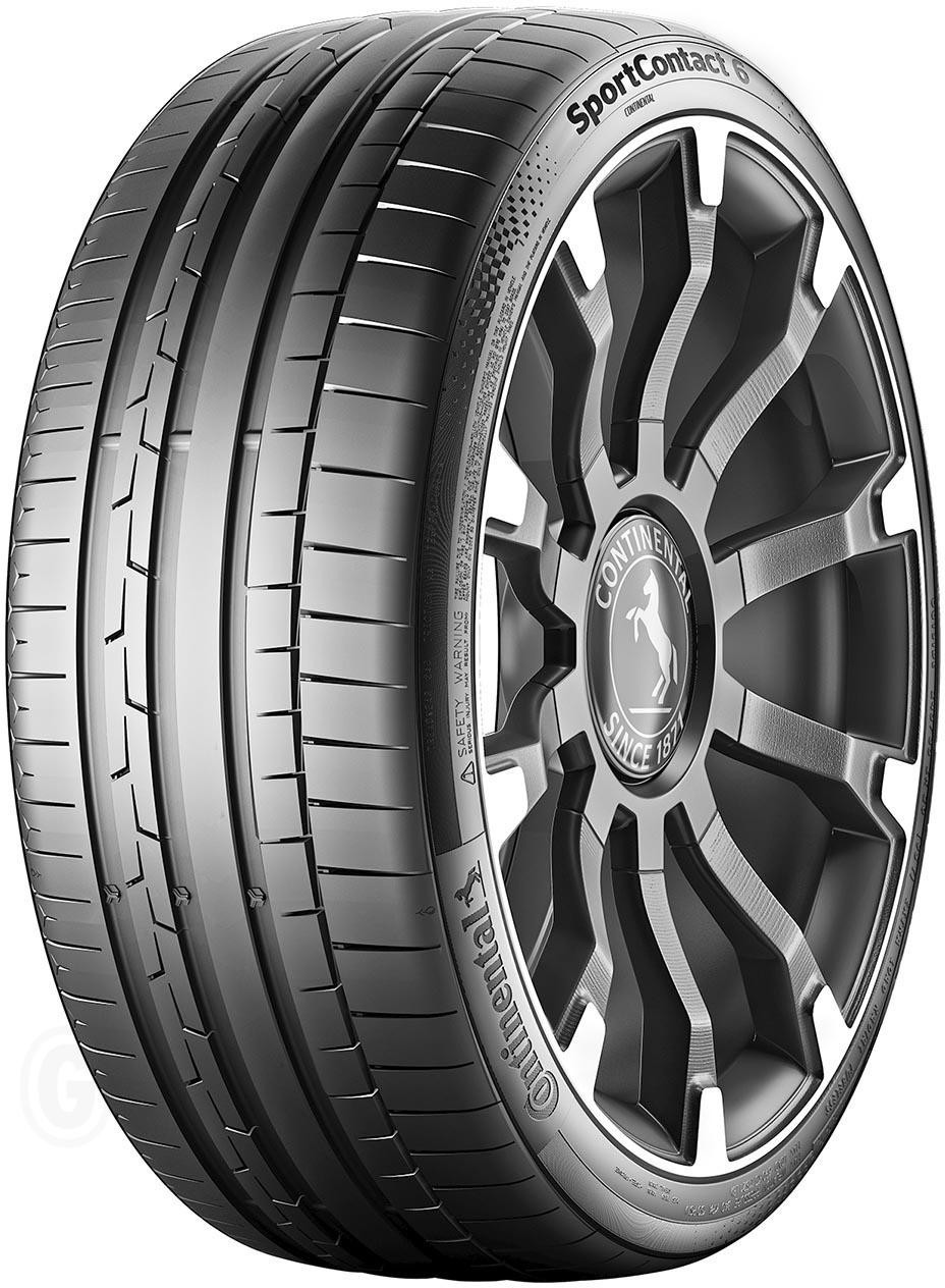 Continental SportContact 6 245/35 ZR19 93Y