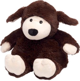 Warmies Beddy Bear Schaf Dunkelbraun