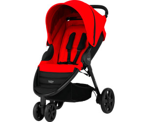 Image of Britax B-Agile 3 Flame Red