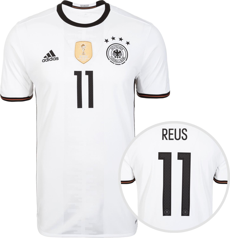 Adidas Deutschland Home Trikot 2015/2016 + Reus...