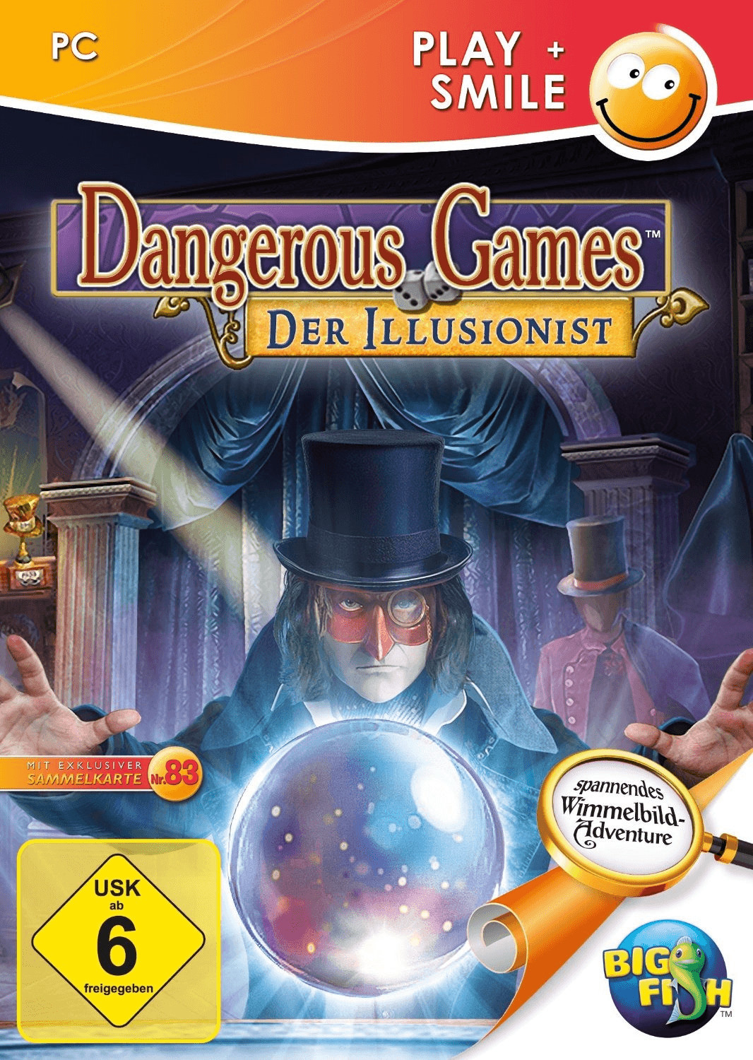 Dangerous Games: Der Illusionist (PC)