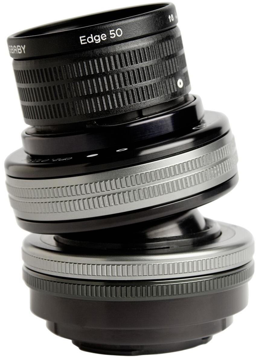 Image of Lensbaby Composer Pro II Edge 80 Optic [Fuji X]