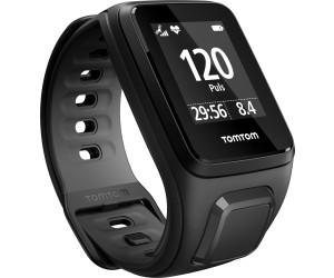 TomTom Runner 2 Cardio bracelet fin noir/anthracite