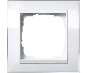 Gira Rahmen 021251 2fach ZR Alu Event Opak Mint