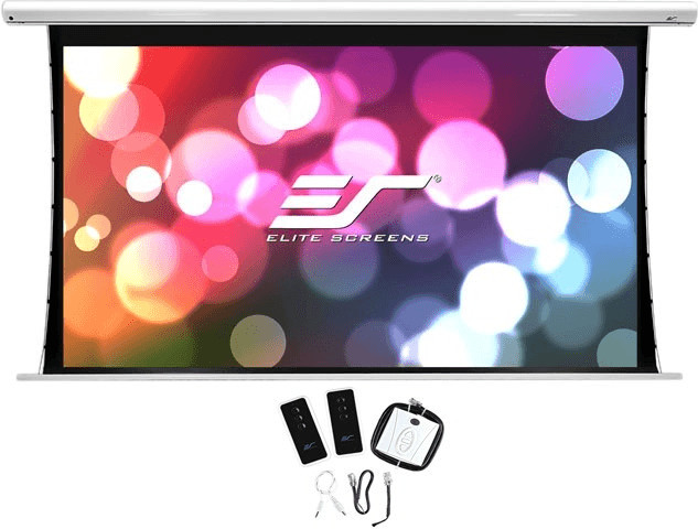 Elite Screens Saker Tab Tension