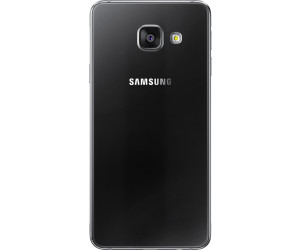 buy samsung galaxy a3 2016 black from compare. Black Bedroom Furniture Sets. Home Design Ideas