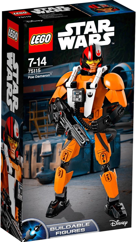 LEGO Star Wars - Poe Dameron (75115)