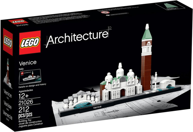 LEGO Architecture - Venedig (21026)