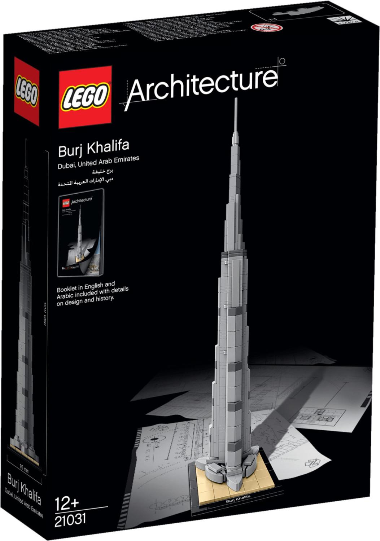 LEGO Architecture - Burj Khalifa (21031)