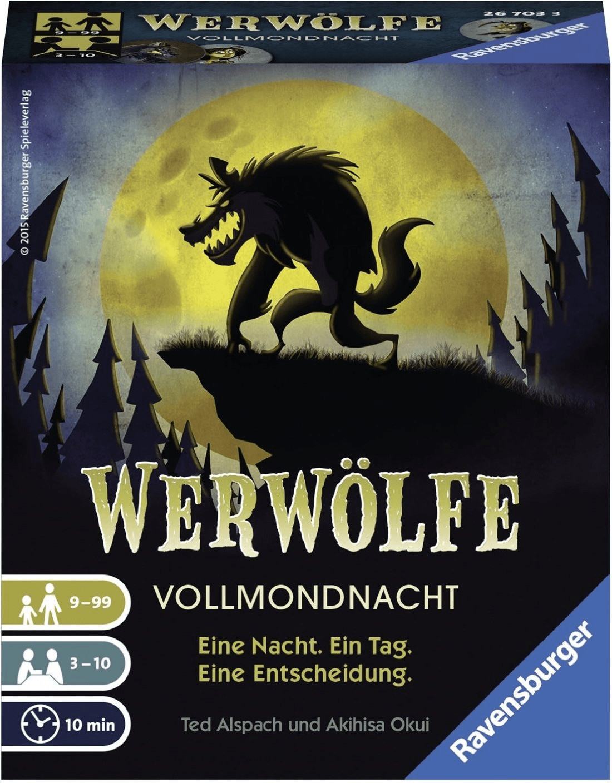Ravensburger Werwölfe Vollmondnacht (26703)