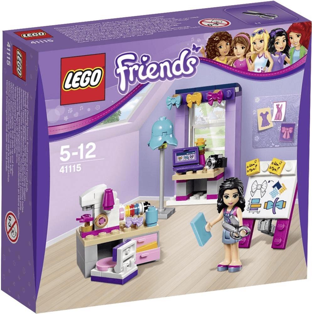 LEGO Friends - L'atelier de couture d'Emma (41115)