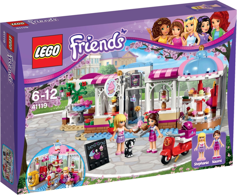 LEGO Friends - Heartlake Cupcake Café (41119)
