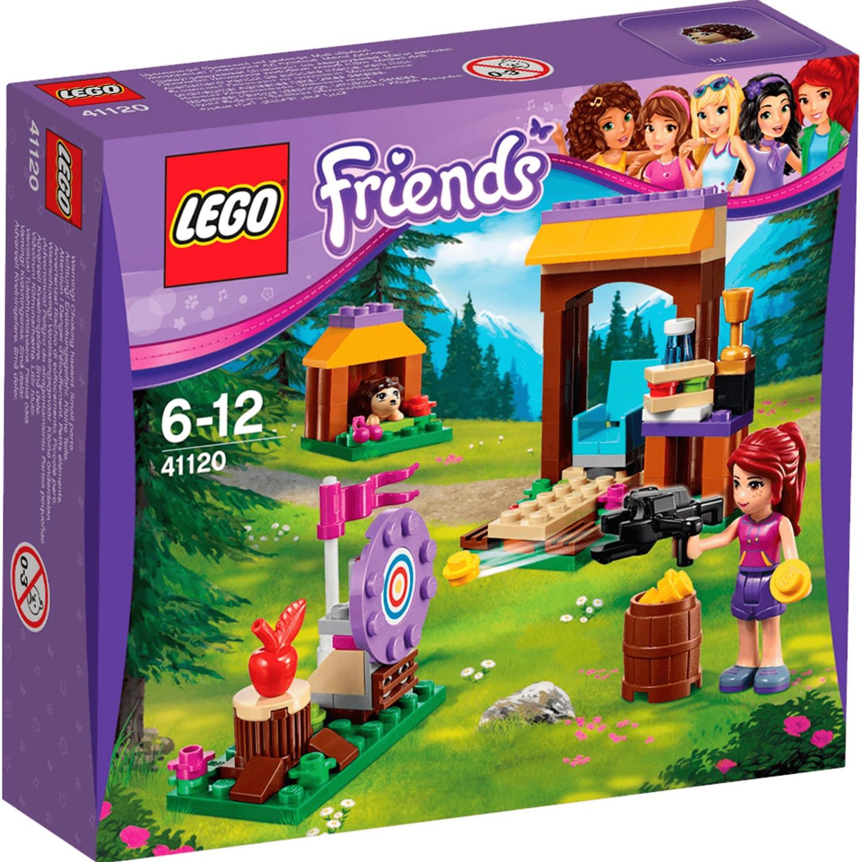 LEGO Friends - Tir à l'arc à la base d'aventure (41120)