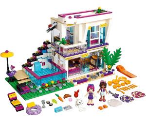 lego friends la maison de la pop star livi 41135 au. Black Bedroom Furniture Sets. Home Design Ideas