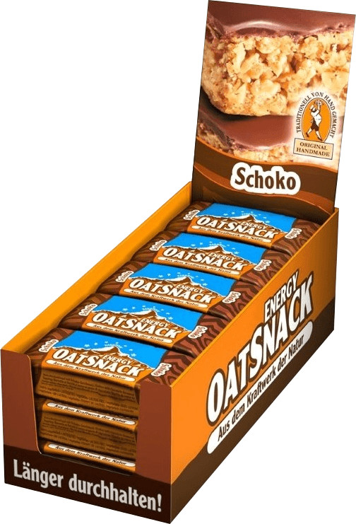 Oatsnack Energie Riegel 15er Box Schokolade