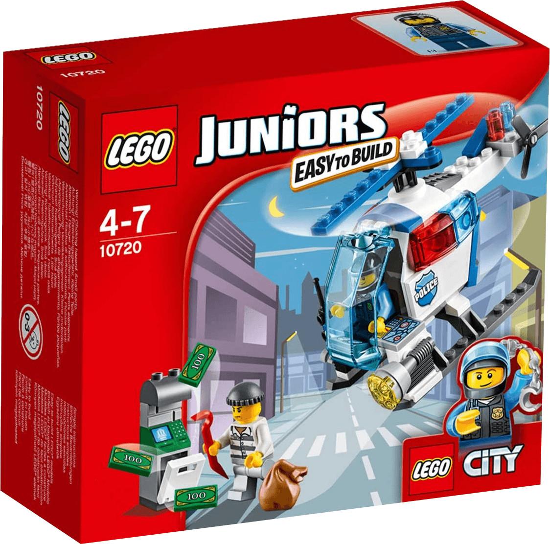 Lego 10720 - Persecución en el helicóptero de policía - NUEVO