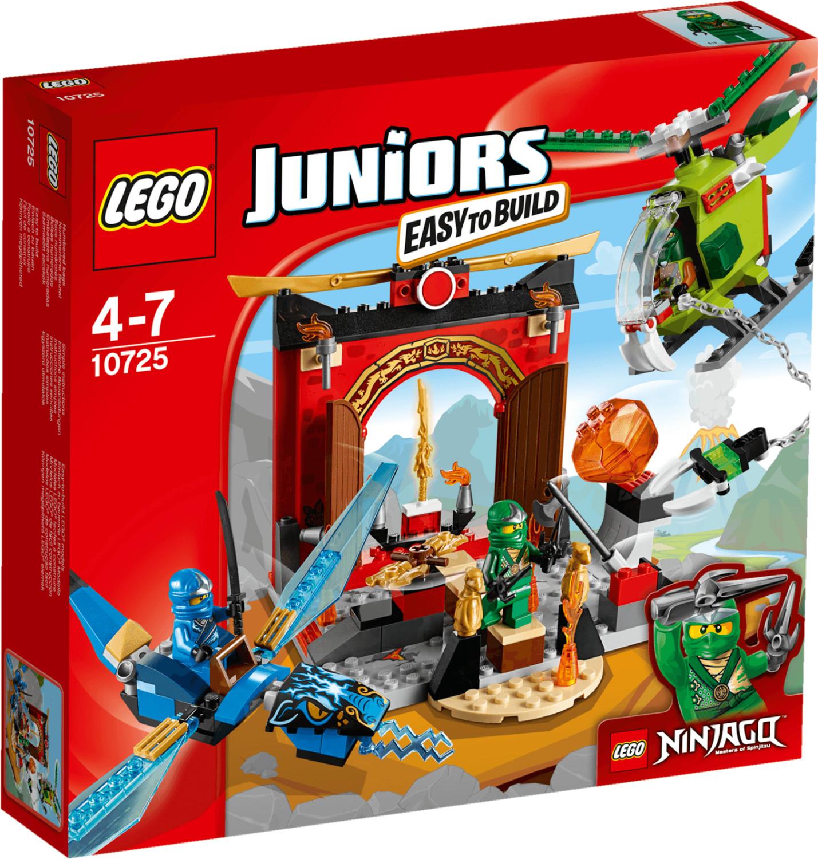 LEGO Juniors - Der verlorene Tempel (10725)