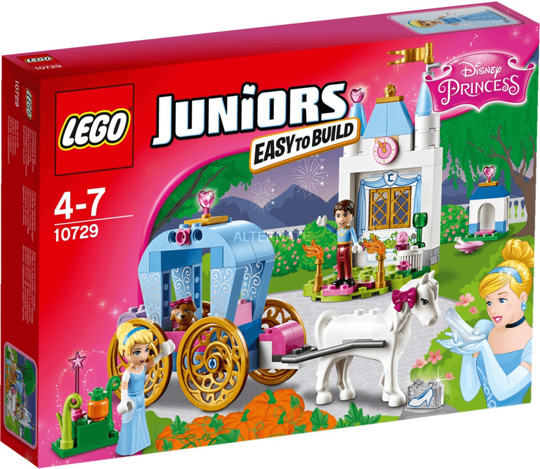 LEGO Juniors - Le carrosse de Cendrillon (10729)