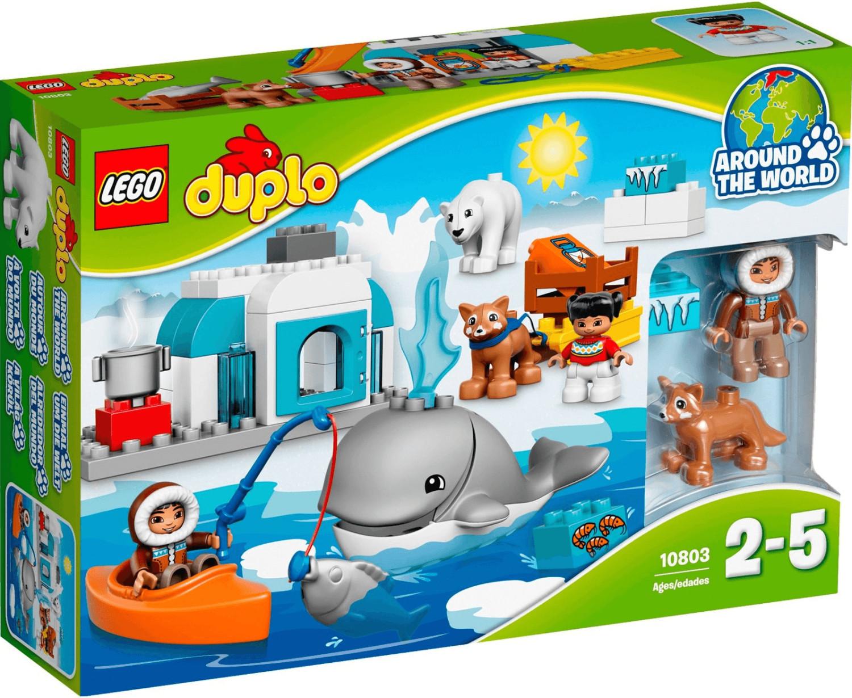 LEGO Duplo - Arktis (10803)