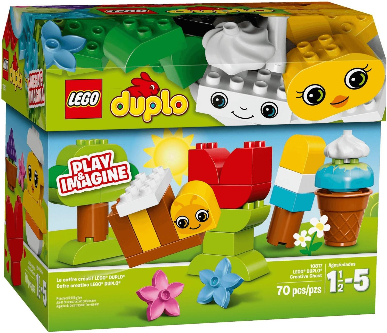 LEGO Duplo - Creative Chest (10817)