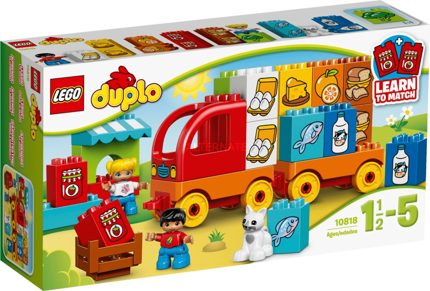 LEGO Duplo - My First Truck (10818)