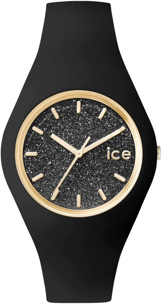 Ice Watch Ice Glitter M schwarz (ICE.GT.BBK.U.S.15)