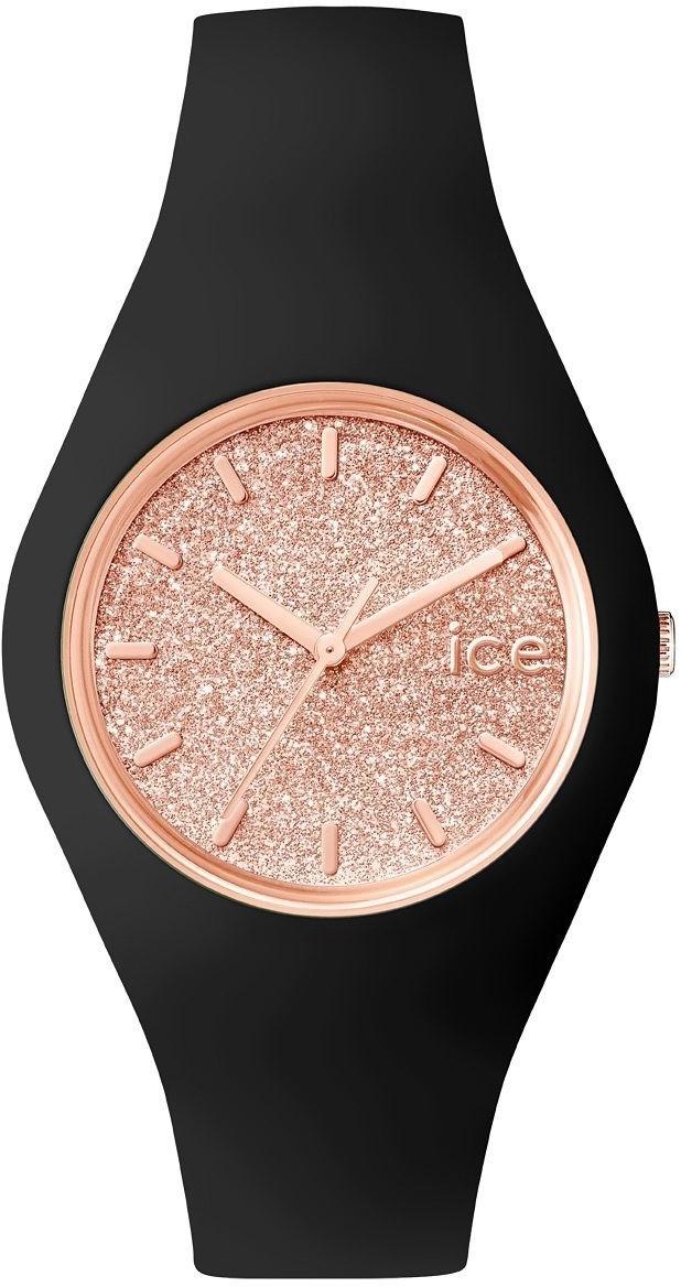 Reloj Mujer ICE GLITTER ICE.GT.BRG.U.S.15 de Goma Negro