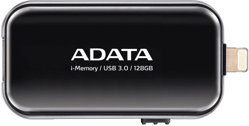 Adata i-Memory UE710 128GB schwarz