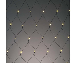 Hellum LED-Lichtervorhang Netz (565331)