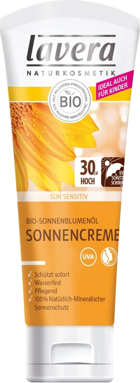Lavera Sonnencreme LSF 30 (75ml)