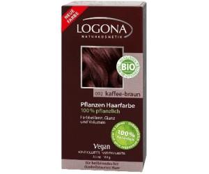 logona pflanzen haarfarbe pulver kaffee braun 100g ab 8 09 preisvergleich bei. Black Bedroom Furniture Sets. Home Design Ideas