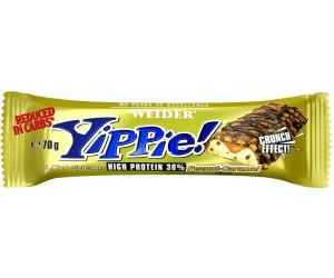 Weider Yippie! Bar 70g Peanut Caramel