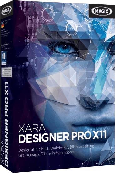 Magix Xara Designer Pro X11 Crossgrade (Win) (D...