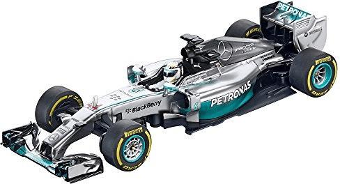 Carrera Digital 132 Mercedes-Benz F1 W05 Hybrid ´´L.Hamilton, No.44´´